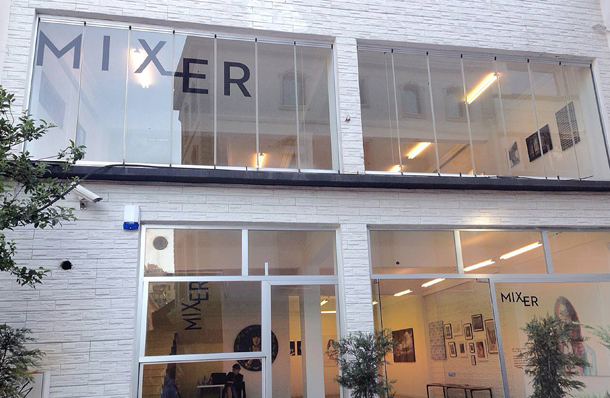 Image of Mixer Gallery Istanbul Turkey