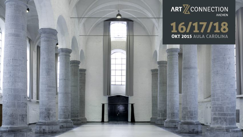 Artconnection 16/17/18th October 2015 Exhibition Aachen Germany