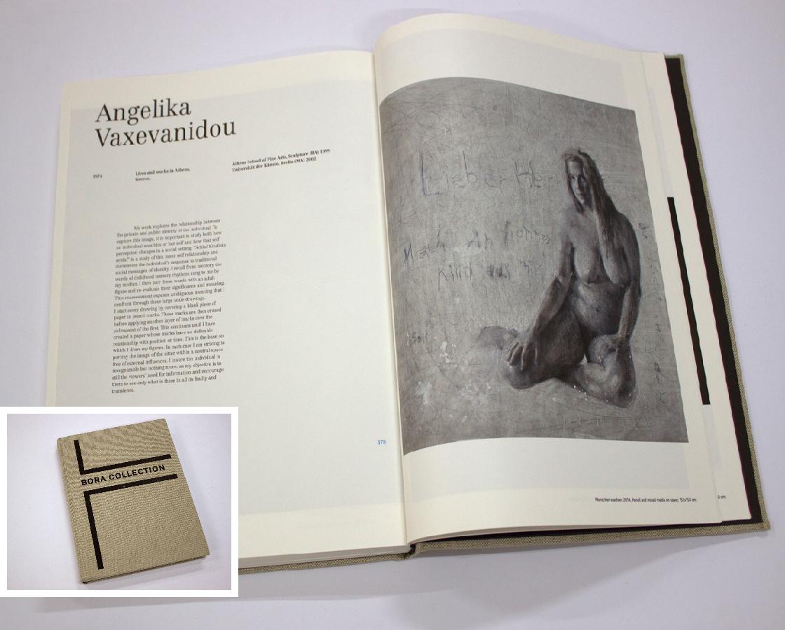 Angelika Vaxevanidou work in Bora Collection
